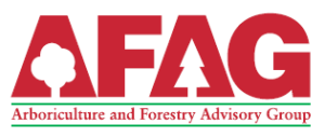 AFAG is the Health and Safety Executive's (HSE's) national Arboriculture and Forestry Advisory Group
